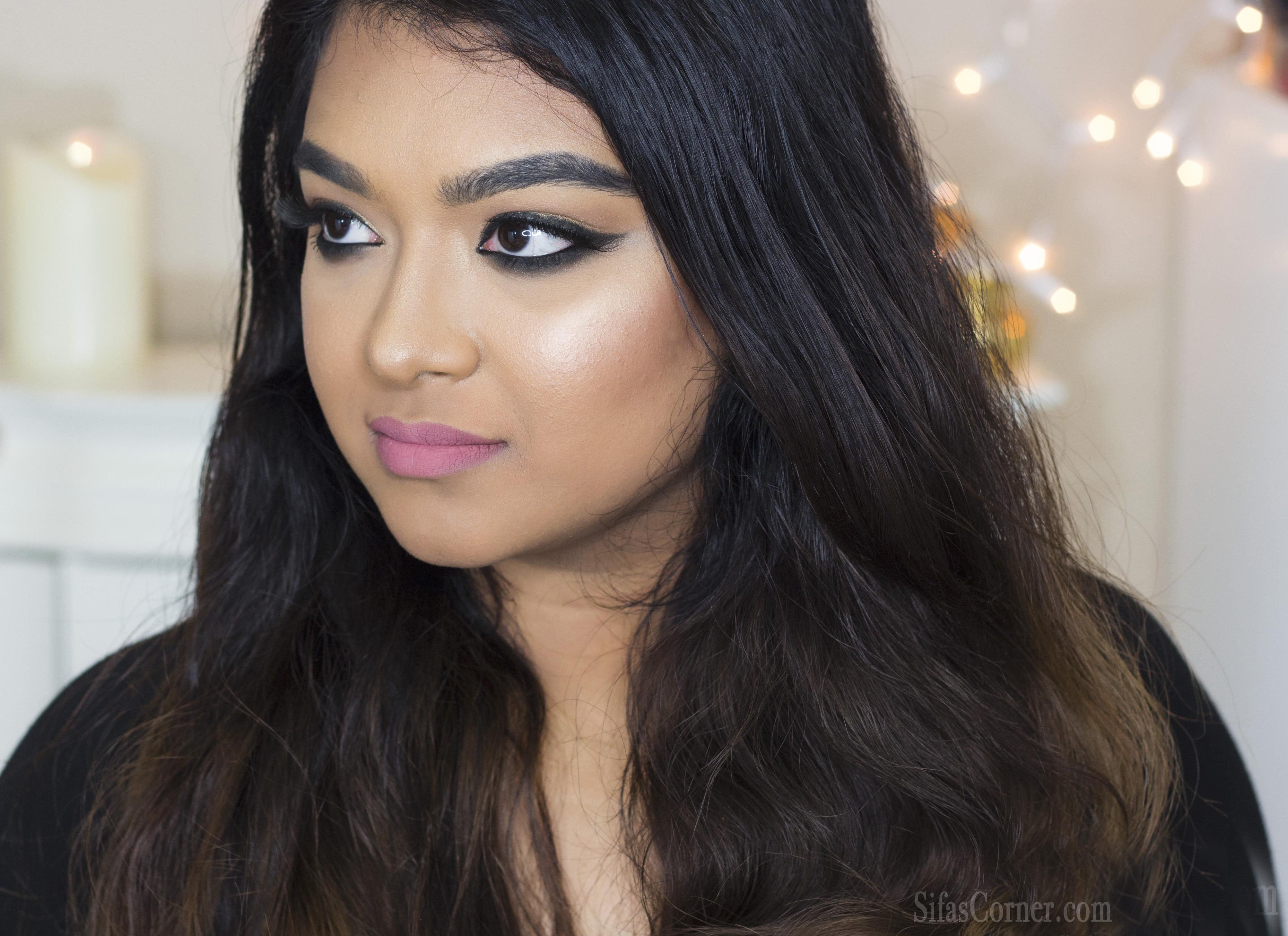 Tutorial: Deepika Padukone RAABTA Makeup & Hair - Sifa's ...  Tutorial: Deepi...