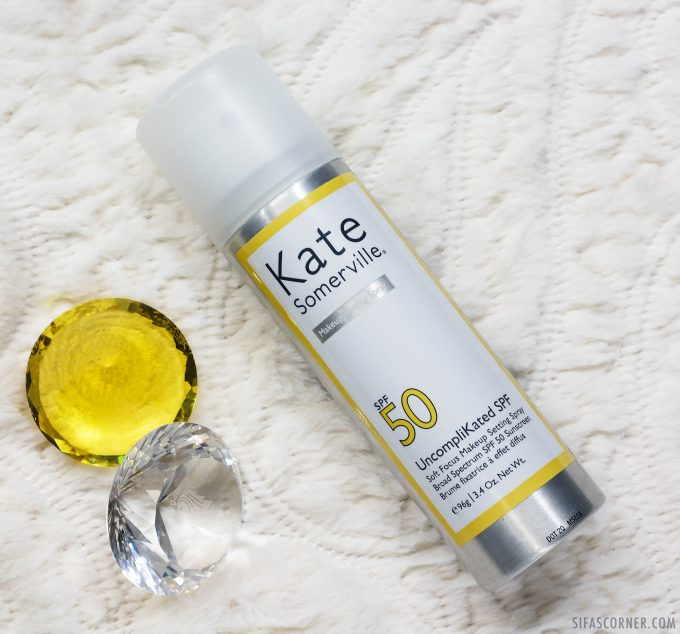 kate somerville uncomplikated review