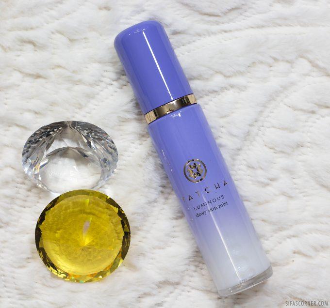 Tatcha Luminous Dewy Skin Mist review