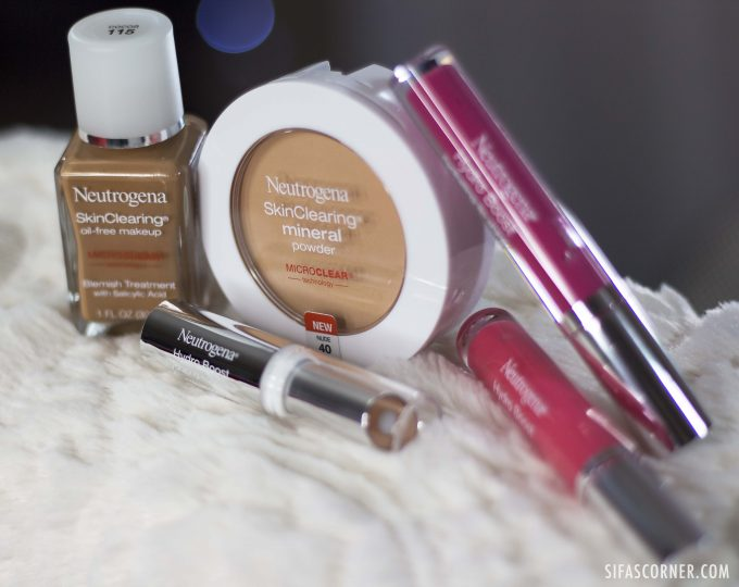 quick makeup neutrogena