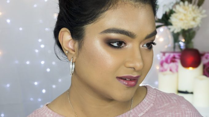 valentines day pink makeup for 30s