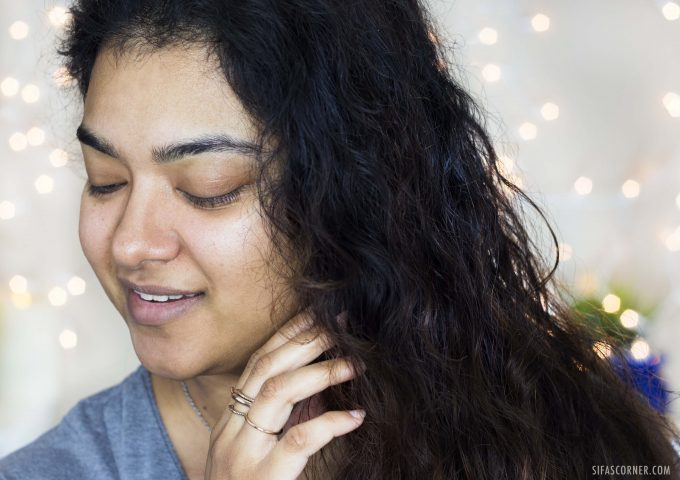 winter products for wavy-curly hair