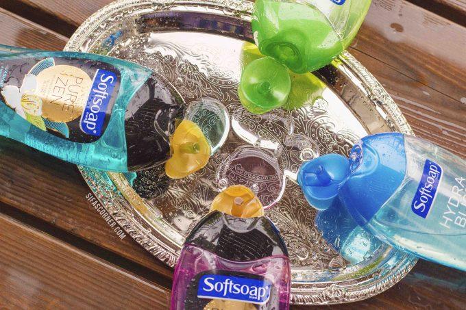 Softsoap Pure Zen Hydra Bliss bodywash review