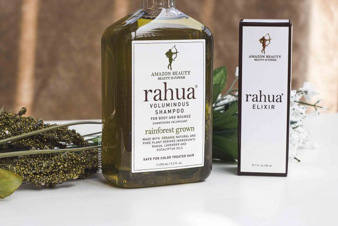 RAHUA-Elixir-Voluminous shampoo Review
