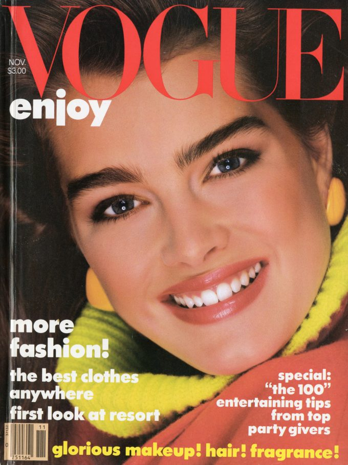 Beauty-Icons-Throughout-The-Decades-Sifas-Corner-Brooke-Shields