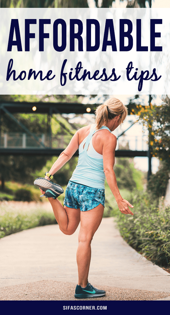 Affordable Home Fitness Tips