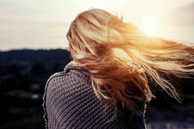 hair color ideas- sun kissed blond