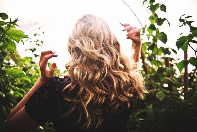 hair color ideas- dark balayage