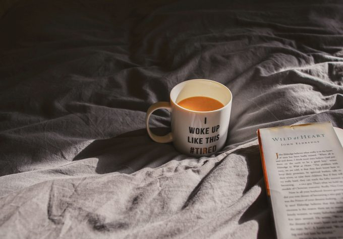 how to wake up feeling fresh