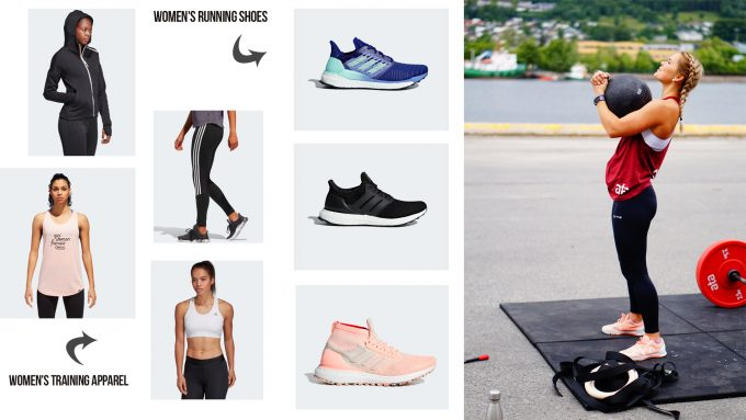 gift guide for fitness lover-adidas
