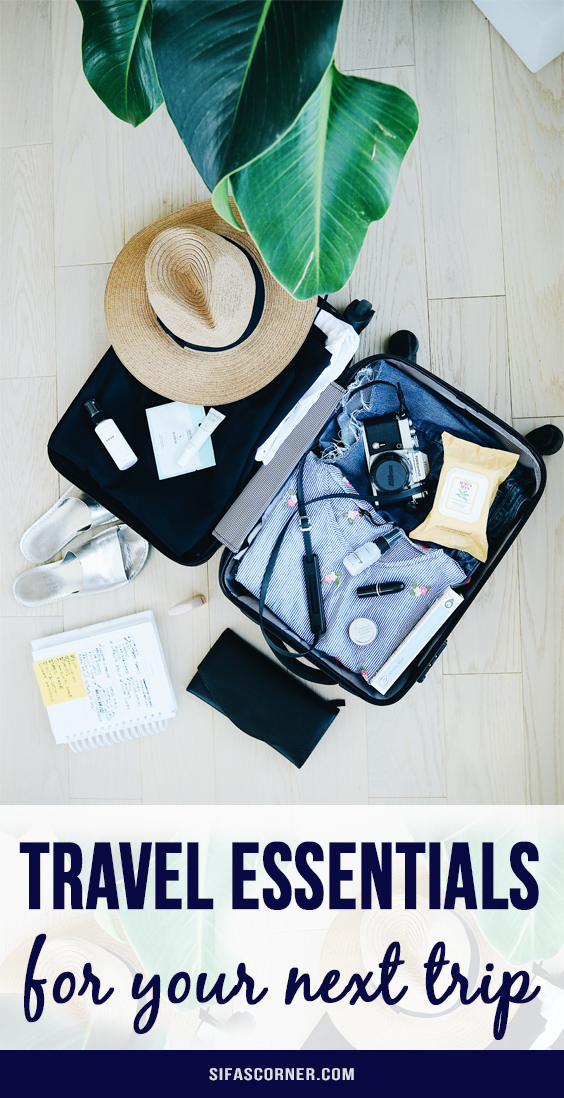 travel essentials, travel gift guide